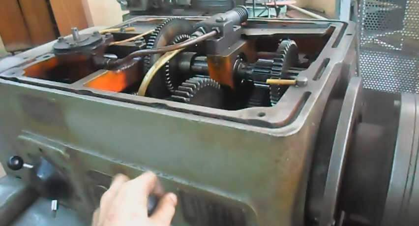 станок токарный 1к62