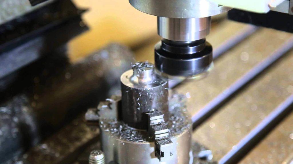 Что такое фрезеровка металла