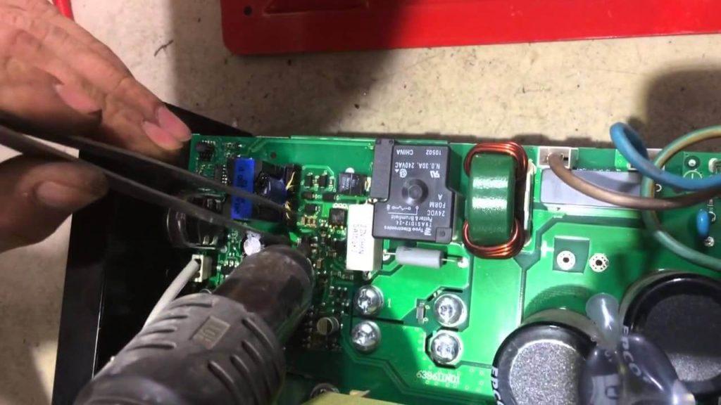ремонт сварочного инвертора своими руками