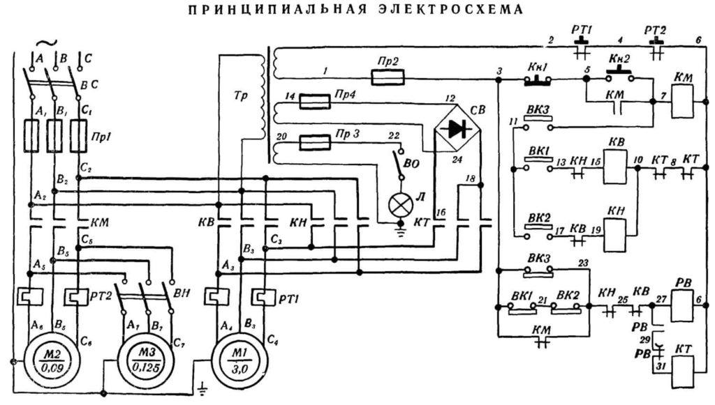 токарный станок 1и611п