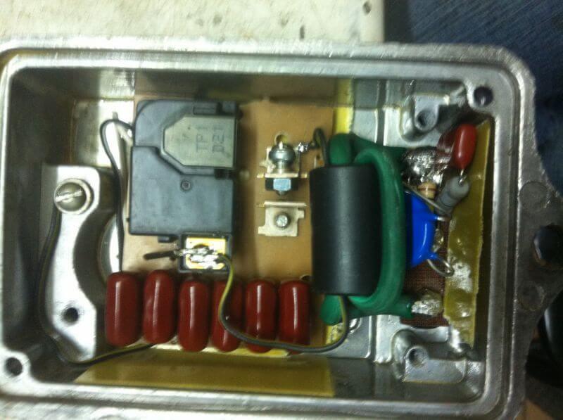 самодельный осциллятор