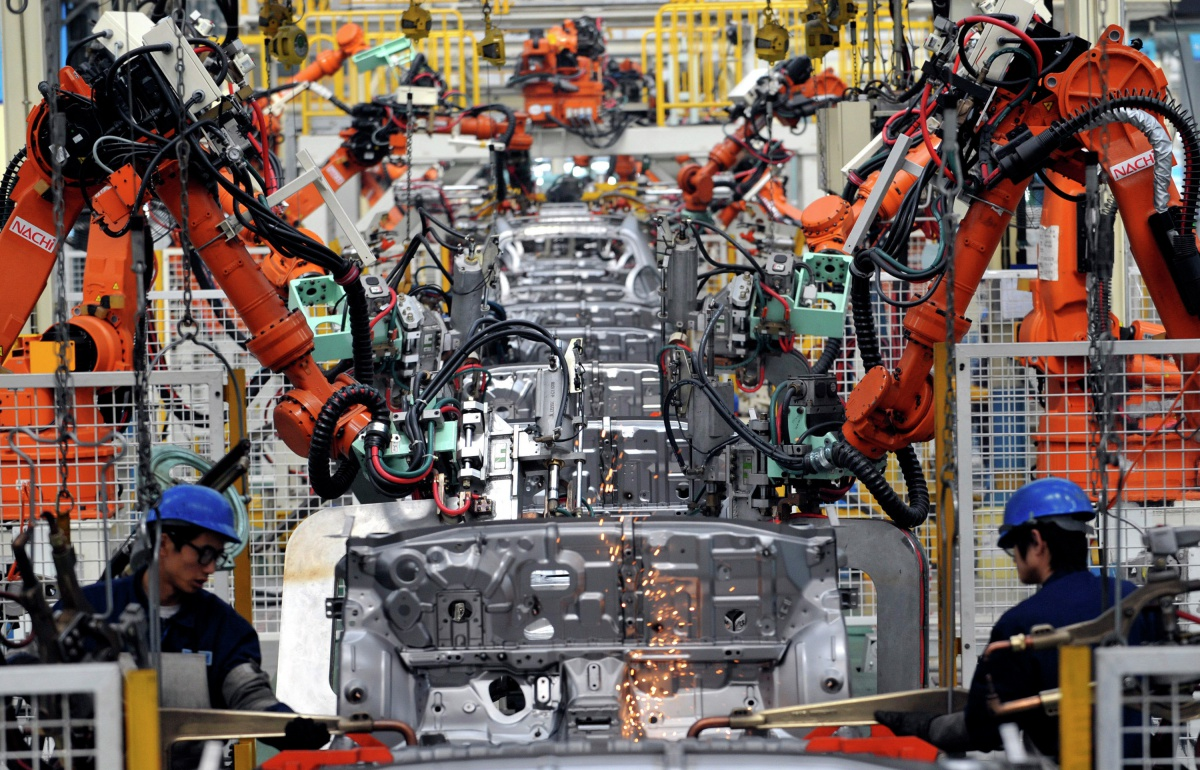 Автоматизация производств в современном мире